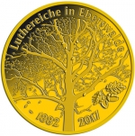 Luthereiche in Eberswalde 1882-2017